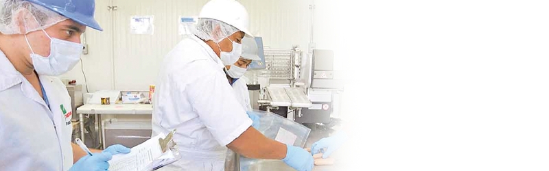 mantener limpio el comedor industrial