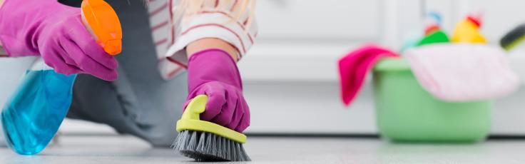empresa de limpieza para trabajar