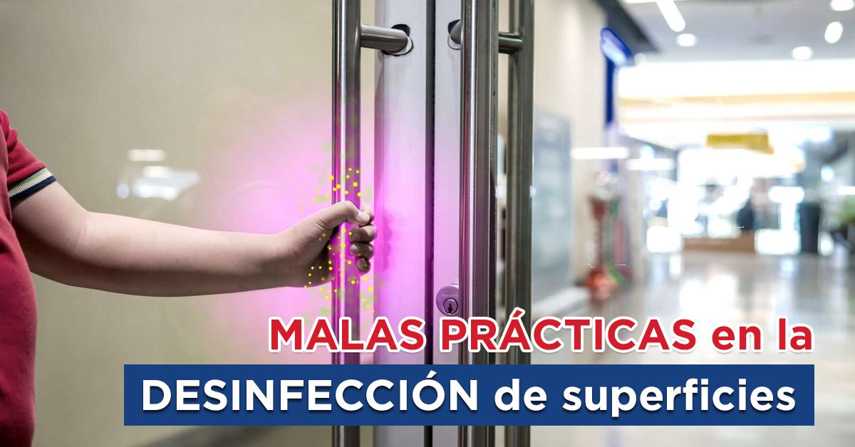 Desinfección de Superficies oms